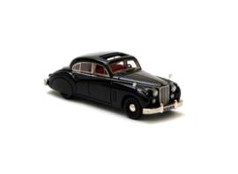 H0 | NEO 87205 - 1955 Jaguar MK7 - zwart