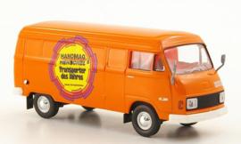 H0 | Brekina Starmada 13314 - Hanomag-Henschel F25 van, Van of the year