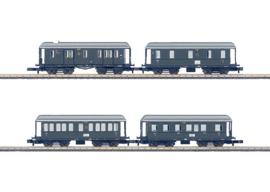 Z | Märklin 87681 - Set reizigersrijtuigen