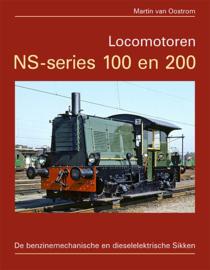 Locomotoren NS series 100 en 200