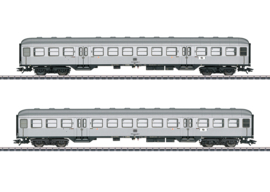 "H0 | Märklin 43147 - DB, ""Silberlinge"" / ""Silver Coins"" Passenger Car Set"
