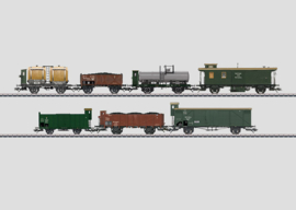 H0 | Märklin 46086 - Set goederenwagens
