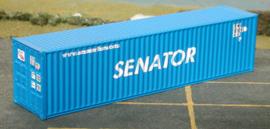 N | De Luxe 20040 - set 40' containers Senator / Hi-Cube