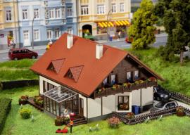 H0 | Faller 131549 - Dubbel woonhuis Moosgrund