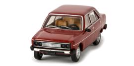 H0 | Brekina 22602 - Fiat 131, red.