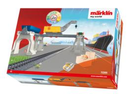 "H0 | Märklin my world 72205 - Bouwpakket ""Laadstation"" (Click and Mix)."