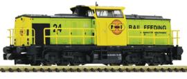 N | Fleischmann 721015 - RFF, Diesel locomotief 24