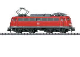 N   Minitrix 16108 - DB AG, Elektrische locomotief serie 110.3