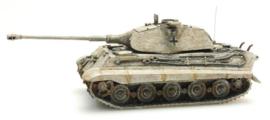 H0 | Artitec 387.75-WY - Tiger II Porsche, Zimmerit, Winter
