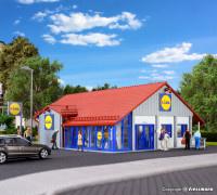 H0 | Vollmer 43662 - Lidl supermarket