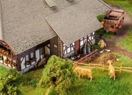 H0 | Faller 130576 - Zwarte Woud boerderij