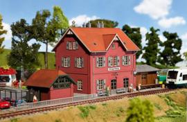H0 | Faller 110096 - Station Klingenberg