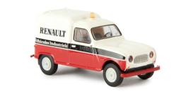 "H0 | Brekina 14715 - Renault R4 Fourgonnette ""Renault Vehicles Industriels""."