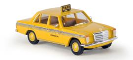 H0 | Brekina 23520 - MB 200 D/8 Taxi New York.