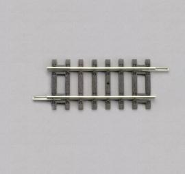 H0 | Piko 55204 - Rechte rail, L=107mm