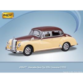H0 | Ricko 38477 - Mercedes 300c (W186), Beige/brown, 1955