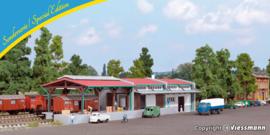 N | Kibri 12505 - Freight shed
