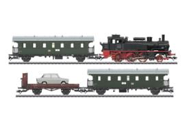 H0 | Märklin 26586 - Treinset Oost-Duits stoptreinverkeer (AC)