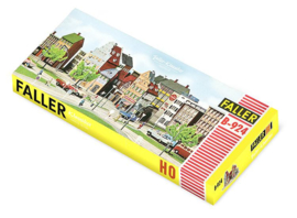 H0 | Faller 109924 - B-924 Old-town block