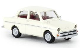 H0   Brekina 27723 - DAF 750, wit, 1960