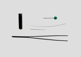 H0 | Märklin 7226 - Rookgarnituur, diameter 5 mm