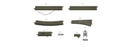 H0 | Roco 51251 - Uitbreidingsrailset voor digitale startset