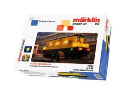 H0 | Märklin Start up 44737 - Bouwsteenwagen met lichtbouwstenen