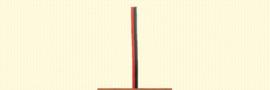 Brawa 3169 - Draad 2 x 0,14 mm²zwart/rood