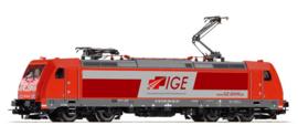 H0   Piko 59046 - IGE, Elektrische locomotief BR 185.2 (AC digitaal)