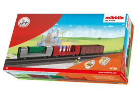 H0 | Märklin my world 44100 - Add-On Car Set for the Freight Train.