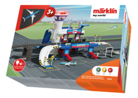 H0 | Märklin my world 72216 - Airport with Light and Sound Function