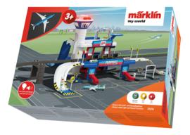 H0 | Märklin my world 72216 - Airport met licht- en geluidsfunctie