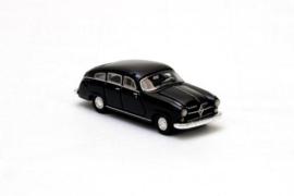 H0 | NEO 87236 - 1952-1955 Borgward Hansa 2400 - Zwart