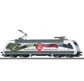 39379 - DB, Elektrische locomotief serie 101 (AC sound)
