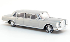 H0 | Brekina Starmada 13005 - Mercedes 600 Pullman Limousine, zilver
