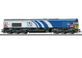 H0 | Märklin 39064 - SNCF Fret Benelux, Diesellocomotief Class 66
