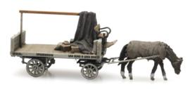 N | Artitec 316.079 - VG&L Paard en wagen