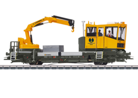 H0 | Märklin 39543 - Aarsleff Rail A/S, Draisine ROBEL (AC sound)