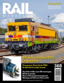 Railmagazine 368