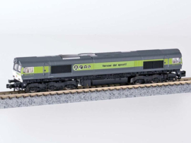 N | Kato 10820 - Class 66 MRCE 513-9  ACTS