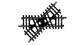 H0 | Märklin 2258 - Kruising (K-rail)