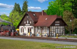 H0 | Vollmer 43518 - Station Laufenmühle.