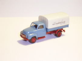 H0 | Brekina 0006 - Opel Blitz IAA 2000:101 years Opel commercial vehicles