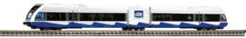N | Piko 40224 - UBB, Dieseltreinstel serie 646 GTW2/6