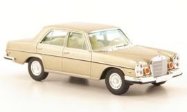 H0 | Brekina Starmada 13107 - Mercedes 280 SE 4.5 (W108), goud, US-Version, zonder omkarton