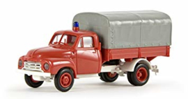 H0 | Brekina 35314 - Opel Blitz PP Feuerwehr