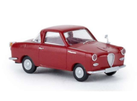 H0 | Brekina 27854 - Goggomobil Coupe, ruby red.