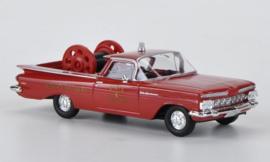 H0 | Brekina 19940 - Chevrolet El Camino, Fire Rescue - Vista New York (10)