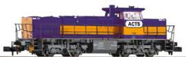 N | Piko 40407 - ACTS, Diesellocomotief 7103, MAK G 1206