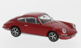 H0 | Brekina 16230 - Porsche 911, rood (10)